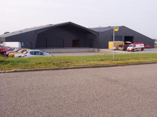 Aalborg Bryggerigruppen Depot 2014