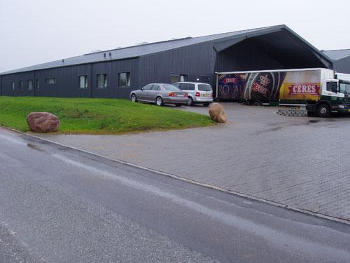 Århus Bryggerigruppen Depot 2014