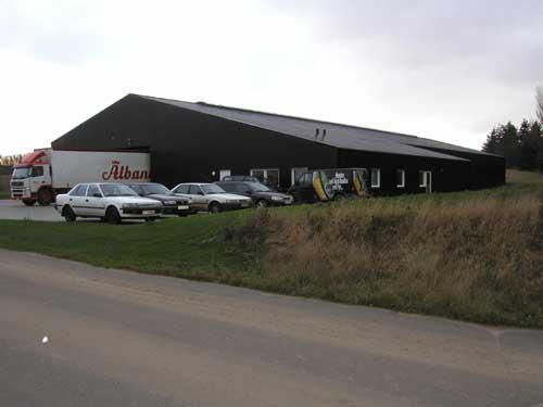 Faaborg Bryggerigruppen Depot 2014