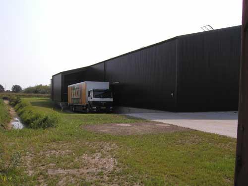 Hjørring Bryggerigruppen Depot 2014