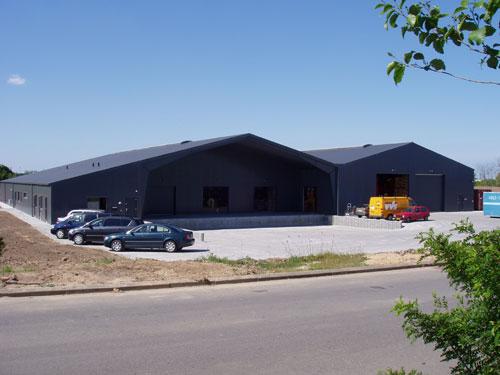 Holstebro Bryggerigruppen depot 2014