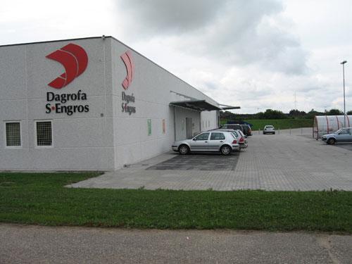 Viborg Dagrofa S/Engros 2014
